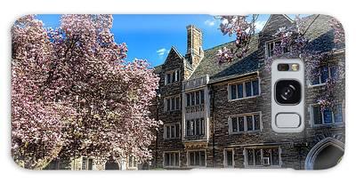Princeton University Pyne Hall Courtyard Galaxy Case