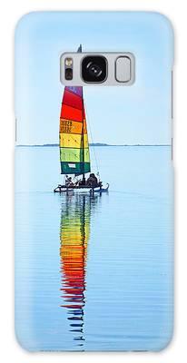 Rainbow Catamaran Galaxy Case