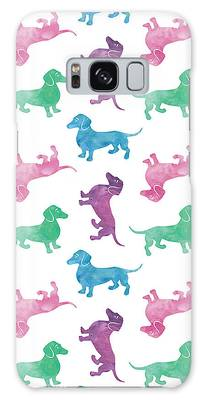Dog Lover Galaxy Cases