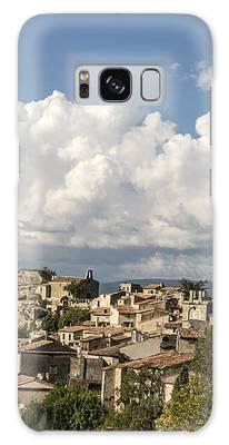 Saignon Village Provence  Galaxy Case by Juergen Held