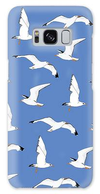 Seagull Galaxy Cases