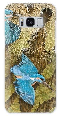 Kingfisher Galaxy Cases