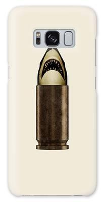 Hammerhead Shark Galaxy Cases