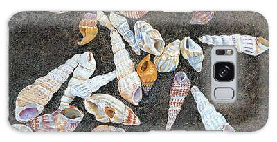 Shells From The Sea Of Galilee Galaxy Case