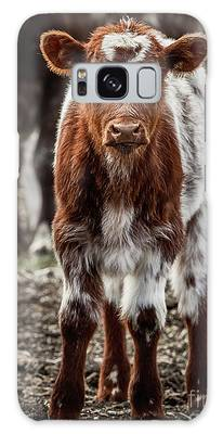 Galaxy Case featuring the photograph Spring Baby by Brad Allen Fine Art
