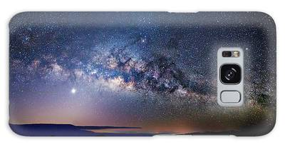 Starry Night Georgian Bay Galaxy Case