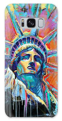 Statue Of Liberty Galaxy S8 Cases