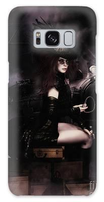 Steampunkxpress Galaxy Case