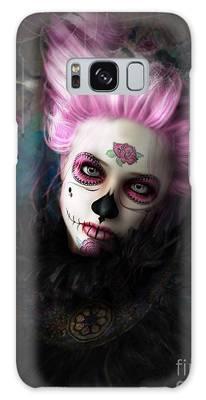 Sugar Doll Pink Galaxy Case