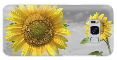 Sunflowers V Galaxy Case