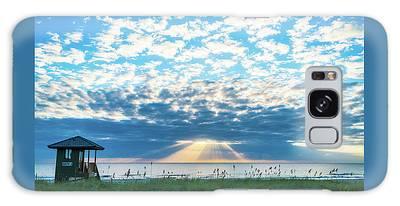 Sunrise Hope Delray Beach Florida Galaxy Case