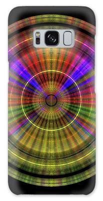 Sunset 4, Series II Galaxy Case by Visual Artist Frank Bonilla