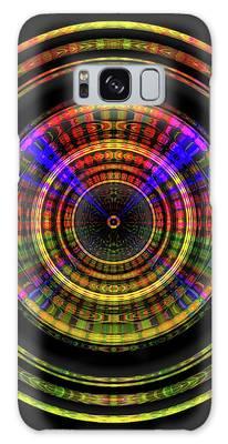 Sunset 5, Series II Galaxy Case by Visual Artist Frank Bonilla