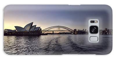 Sydney Skyline Galaxy Cases