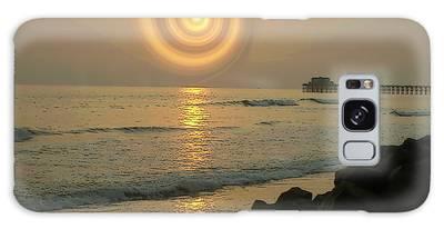 Sunsetswirl Galaxy Case