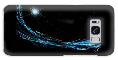 Surfing The Stars Galaxy Case