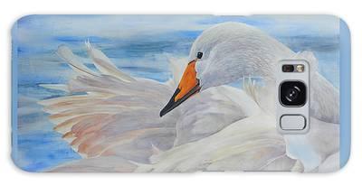Swan Lake Galaxy Case