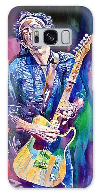 Rolling Stones Keith Richards Galaxy Cases