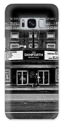 Galaxy Case featuring the photograph The Danforth Music Hall Toronto Canada No 1 by Brian Carson