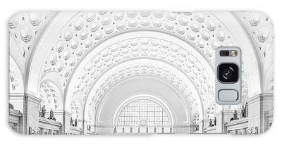 Galaxy Case featuring the photograph The Great Hall by Ryan Wyckoff