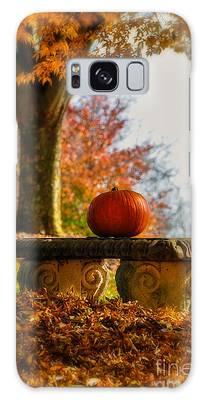 The Last Pumpkin Galaxy Case