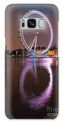 London Eye Galaxy Cases