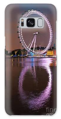 London Eye Photographs Galaxy Cases