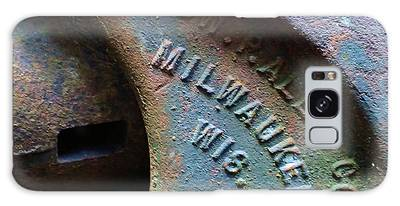 The Old Stamp Mill- Findley Mine Galaxy Case