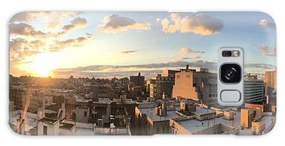 The Bronx Morning Galaxy Case