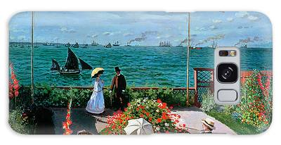 Panama Paintings Galaxy Cases