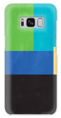 Bold Color Galaxy Cases