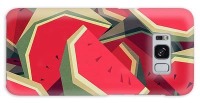 Watermelon Galaxy Cases