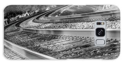 Tracks Through Historic Buford Galaxy Case