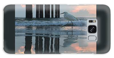 Tranquil Reflections Galaxy Case
