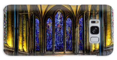 Trinity Chapel Salisbury Cathedral Galaxy Case