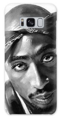 Tupac Rapper Galaxy Cases