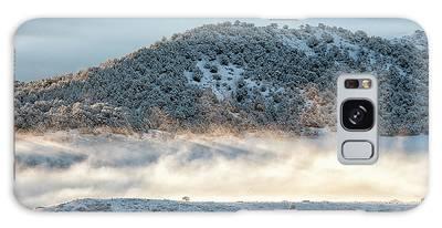 Uncompaghre Valley Fog Galaxy Case