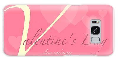 Valentine's Day Galaxy Case