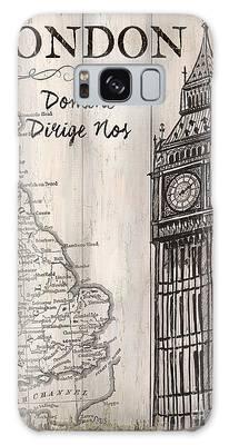 London Galaxy S8 Cases