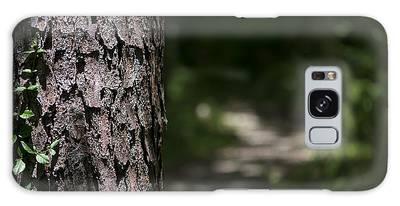 Walk In The Woods Galaxy Case