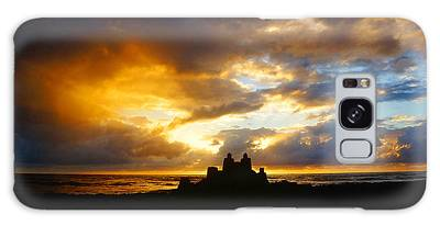 Waterfront Castle Of Your Own Galaxy Case