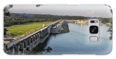 Wolf Creek Dam Galaxy Case
