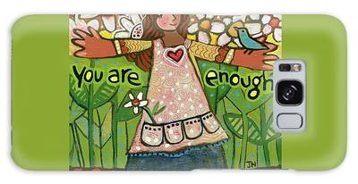 Designs Similar to You Are Enough by Jen Norton