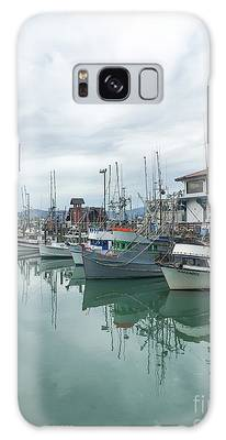 Fisherman's Wharf Galaxy Case