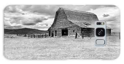 Alone On The Prairie Galaxy Case