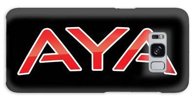 Aya Galaxy Case
