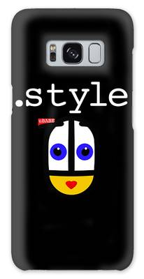 Black Style Ubabe Galaxy Case