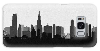 Designs Similar to Chicago Cityscape Art V2