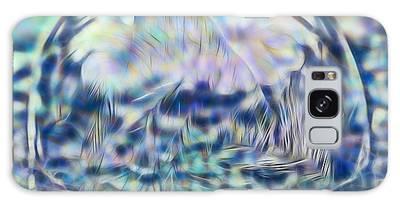 Colorful Frozen Bubble Galaxy Case