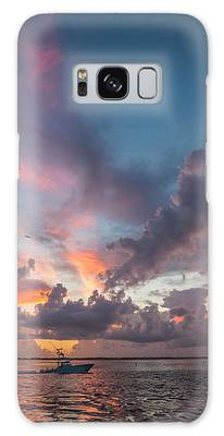 Colorful Sandsprit Sunrise Galaxy Case by Tom Claud